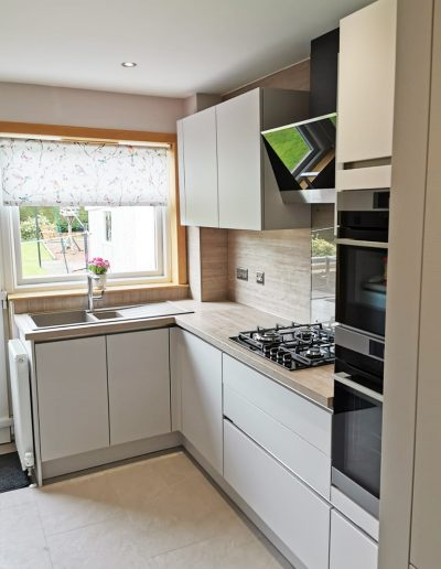 German Hacker Kitchens Fitted